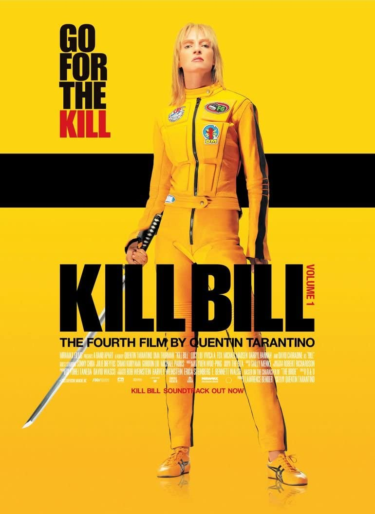 Film Review: Kill Bill Vol. 1
