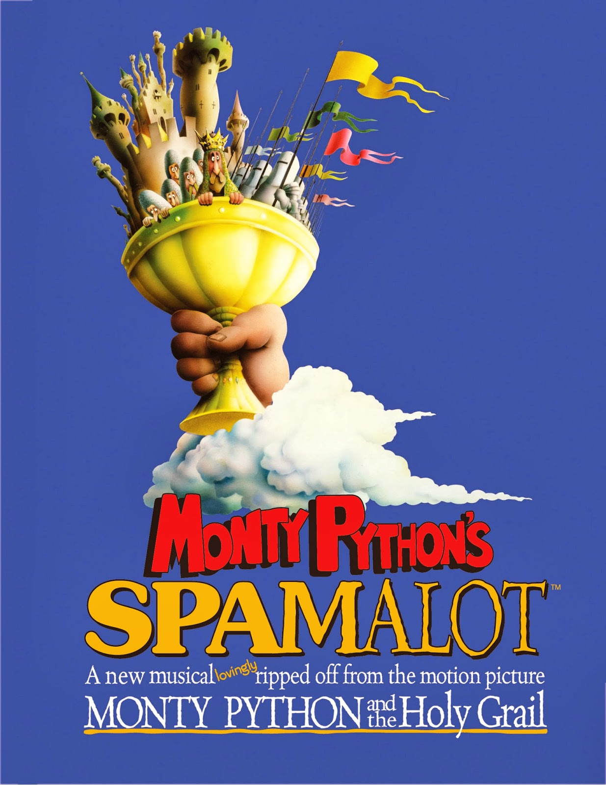 Read more about the article Theatre Review: Spamalot