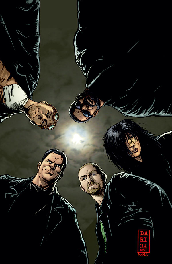 Comic Review: The Boys #1-6