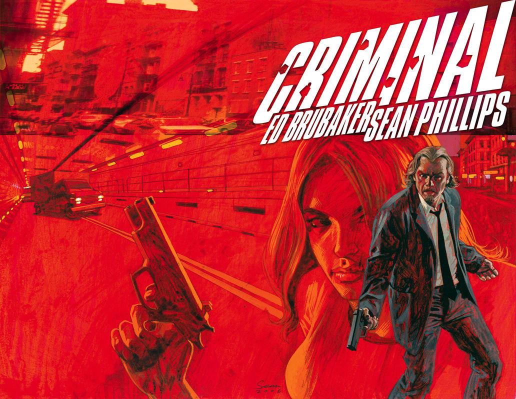 Comic Review – Criminal: Coward