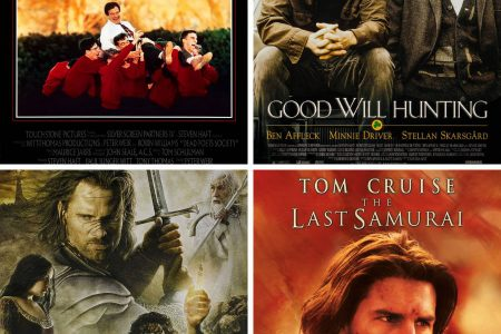 Films that made me cry