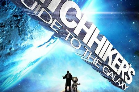 (Old) Film Review – The Hitchhiker's Guide to the Galaxy