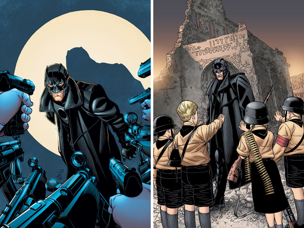 Comic Review: Midnighter (The Ennis Issues)
