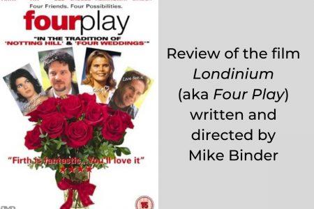 (Old) Film Review – Londinium