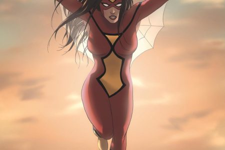 From A Library – Spider-Woman: Origins