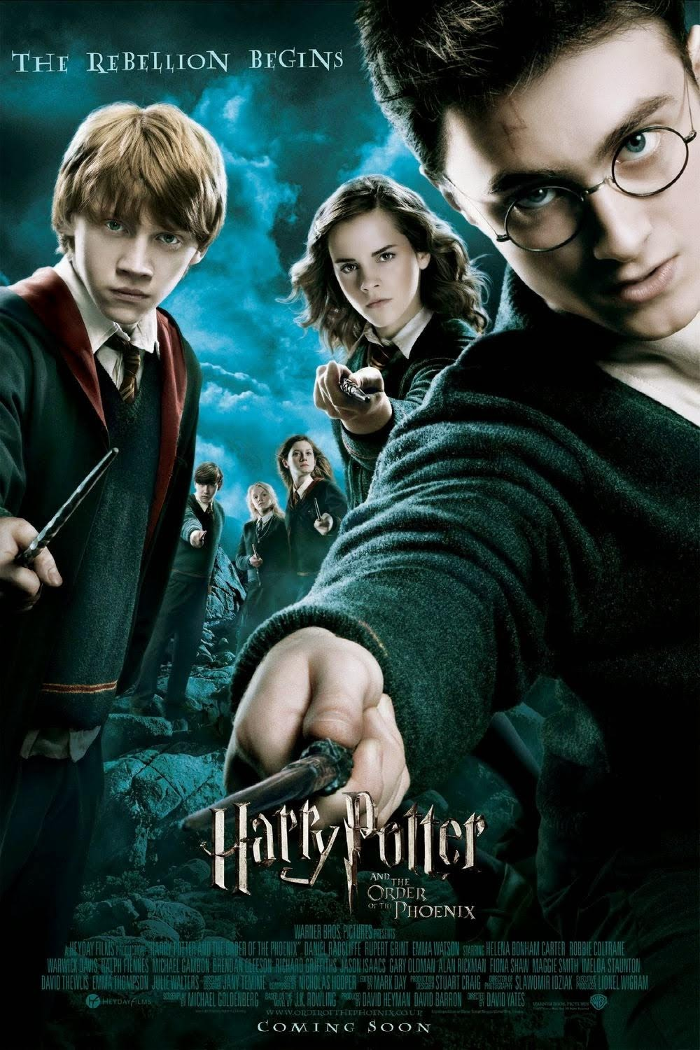 Read more about the article Film Review: Harry Potter and the Order of the Phoenix