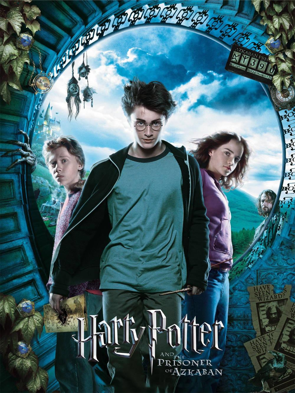 (Old) Film Review: Harry Potter and the Prisoner of Azkaban