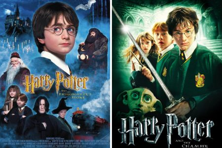 Reflections on the Harry Potter films