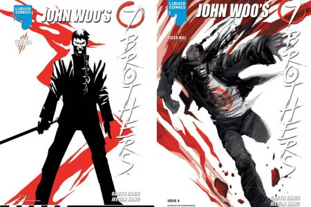 Comic Review: John Woo's 7 Brothers