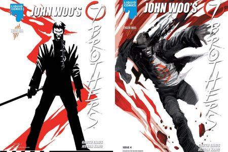 Comic Review: John Woo's 7 Brothers