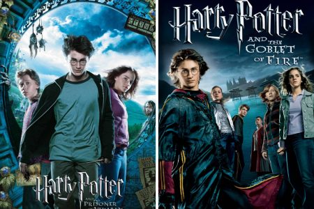More reflections on Harry Potter films