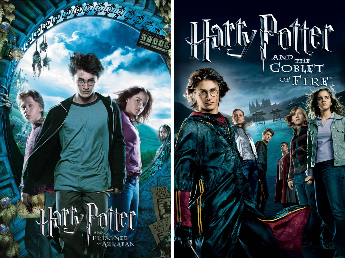 Read more about the article More reflections on Harry Potter films