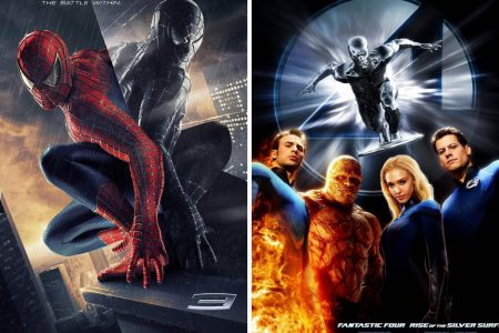 Film Reviews: Spider-Man 3 and 4: Rise of the Silver Surfer
