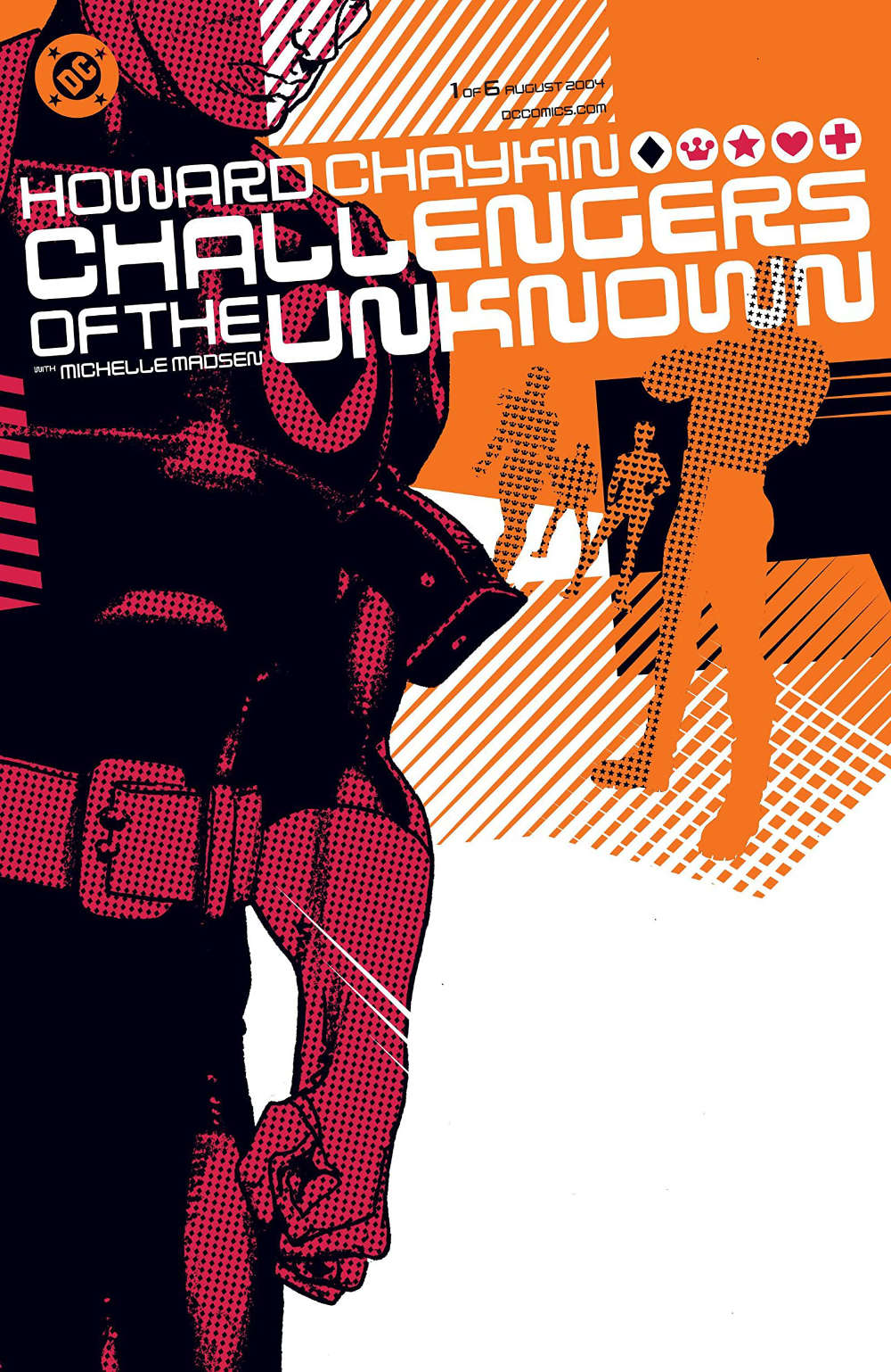 Comic Book Reviews – Challengers of the Unknown: Stolen Moments, Borrowed Time