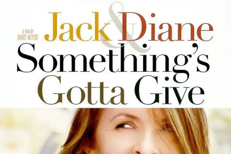 Film Notes: Something's Gotta Give