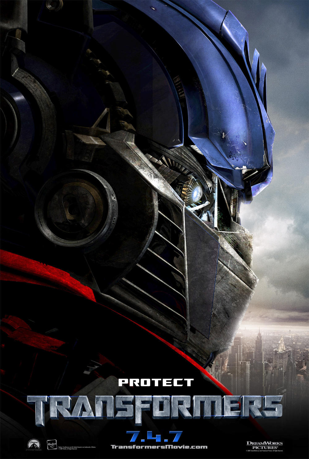 You are currently viewing Film Notes: Transformers