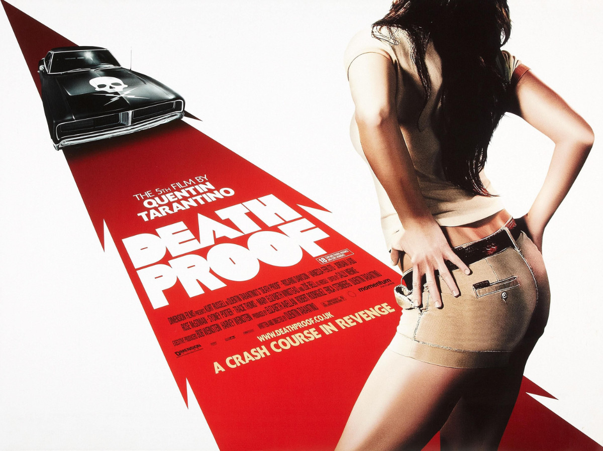 Film Review: Death Proof