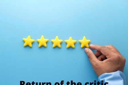 Return Of The Critic