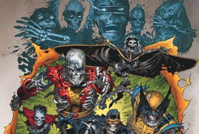 X-Men: Deadly Genesis cover