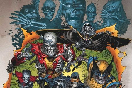 From A Library – X-Men: Deadly Genesis