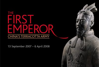 The First Emperor exhibition