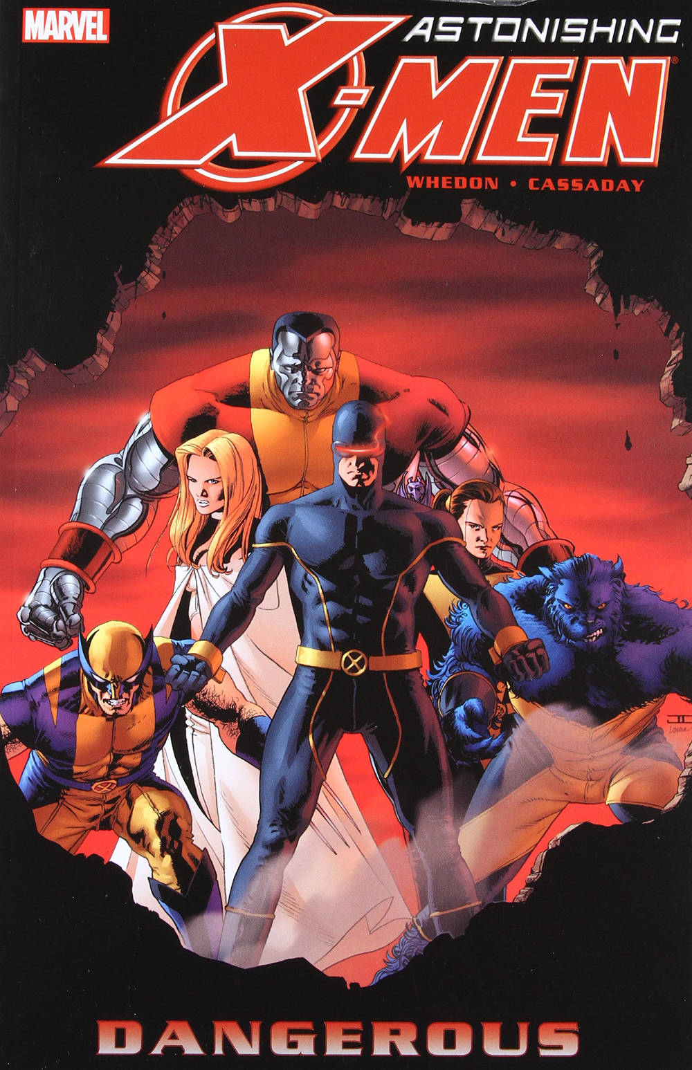 Read more about the article Comic Review – Astonishing X-Men: Dangerous