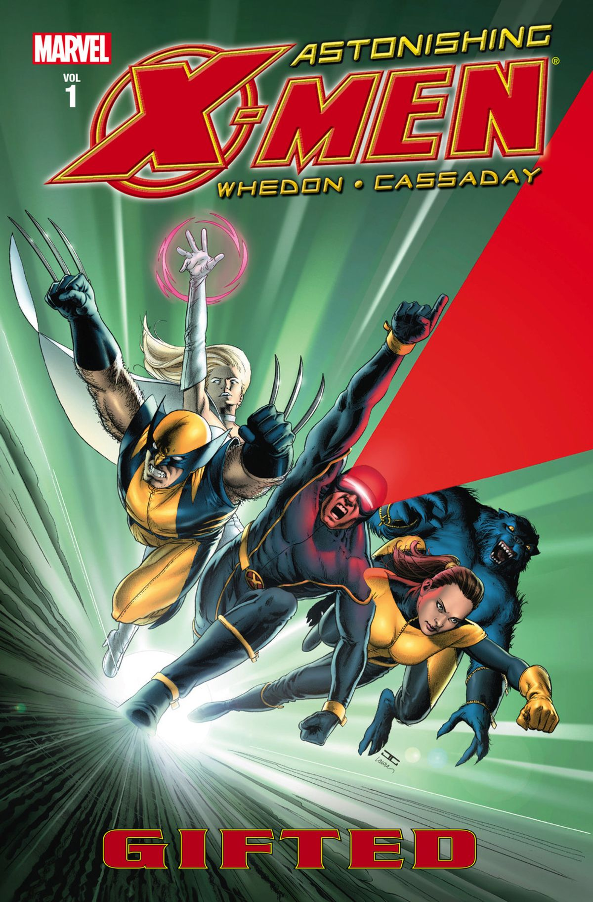 Read more about the article Comic Review – Astonishing X-Men: Gifted