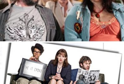 Saxondale and The IT Crowd