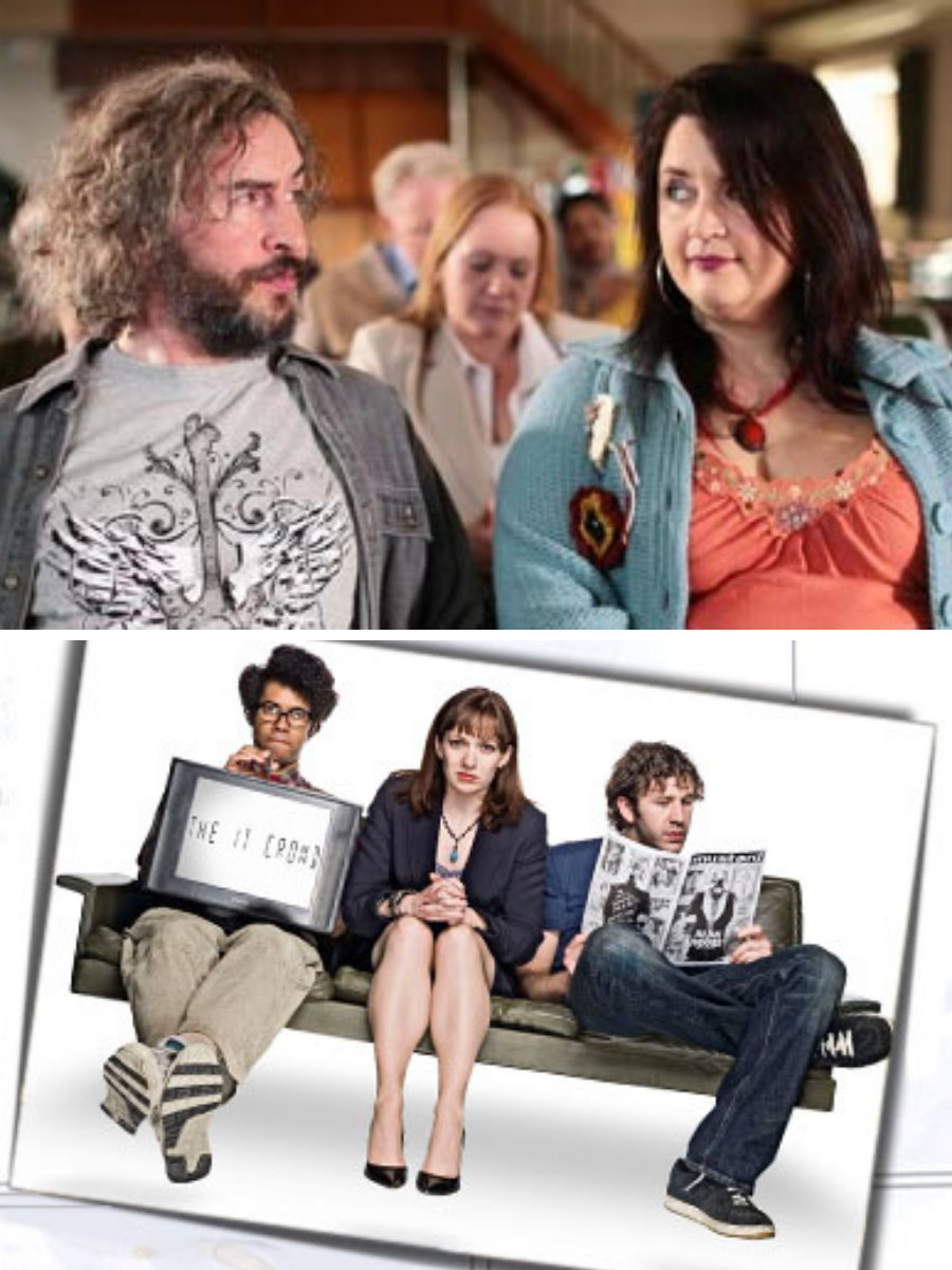 TV Catch-Up Week: The IT Crowd/Saxondale