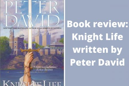 From A Library – Book: Knight Life
