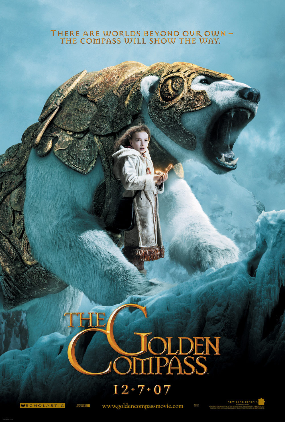 You are currently viewing Film Review: The Golden Compass