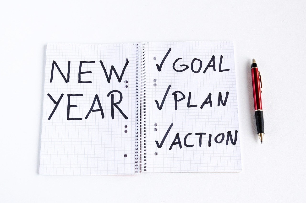 New Year, New (Old) Resolutions