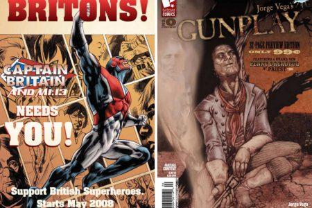 Comic News Reflections