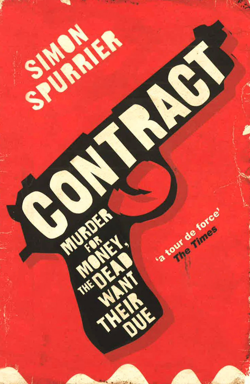 Contract book cover