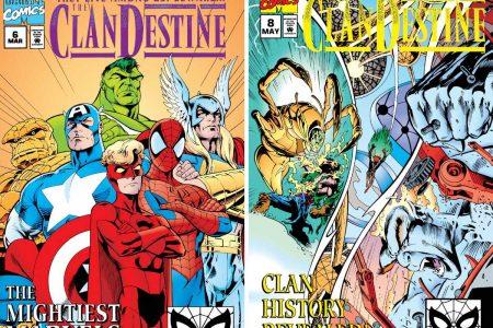 ClanDestine Week: The Second Half