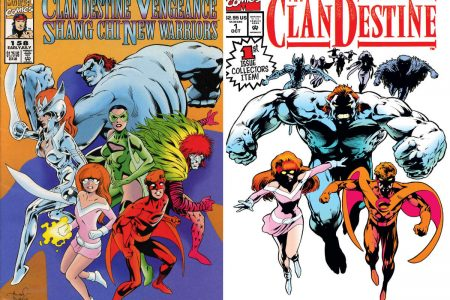 ClanDestine Week: Teaser, Preview, First Storyline