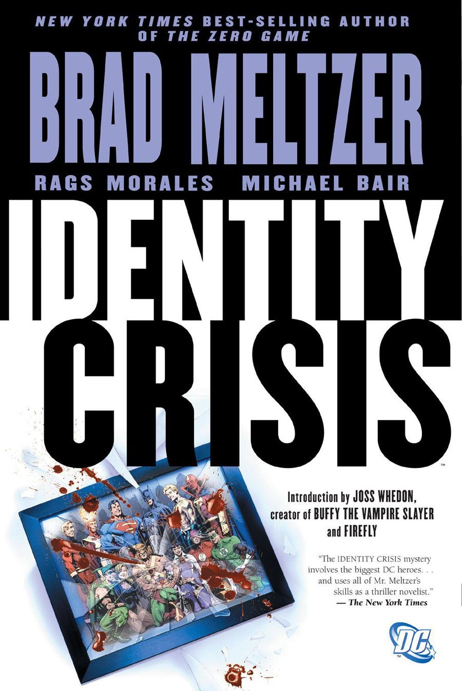 From A Library: Identity Crisis