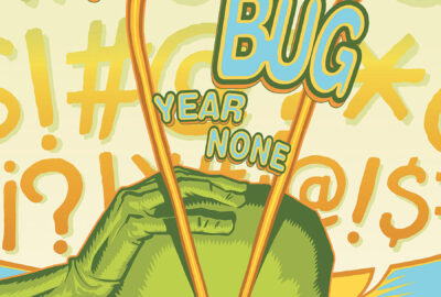 Ambush Bug Year None #1 cover