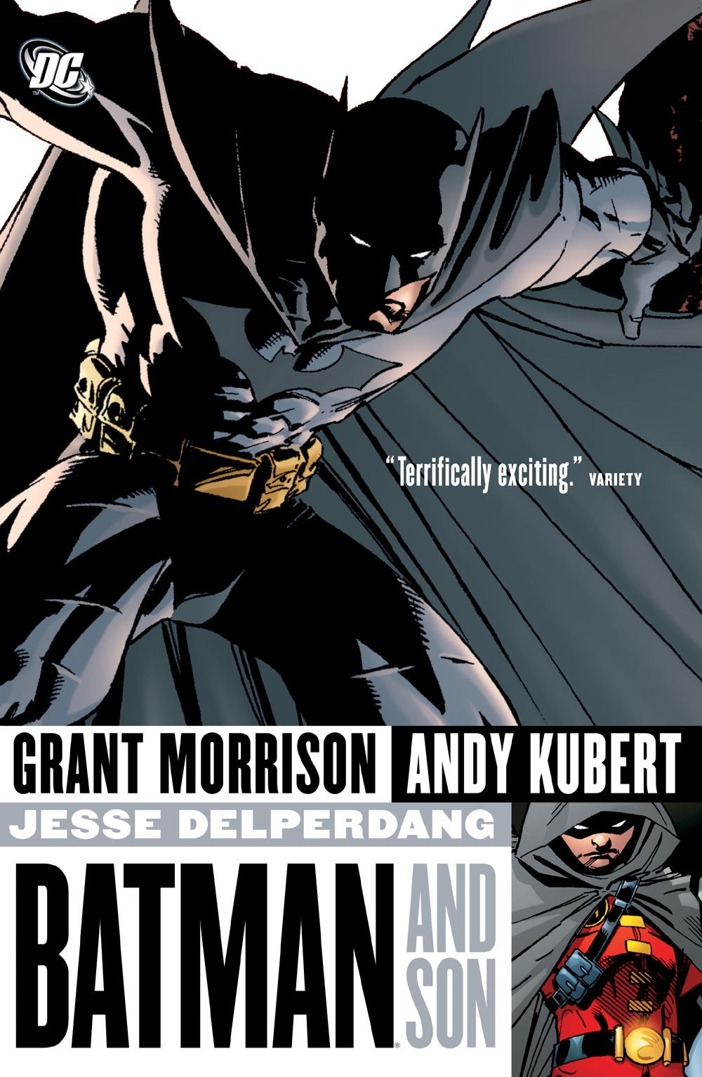 Read more about the article From A Library: Batman and Son