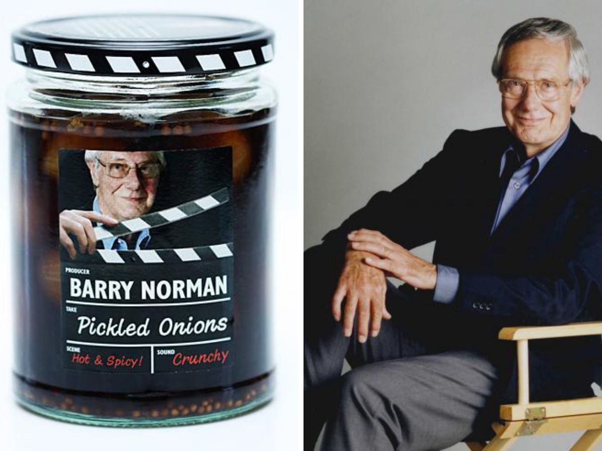 Read more about the article Barry Norman Pickled Onions