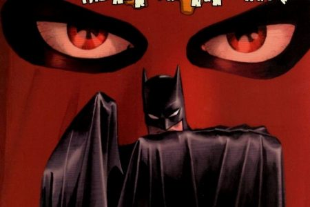 From A Library: Batman and The Mad Monk
