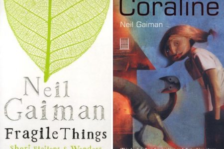 Books From A Library: Neil Gaiman