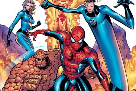 Comic Book Review – Spider-Man and the Fantastic Four: Silver Rage