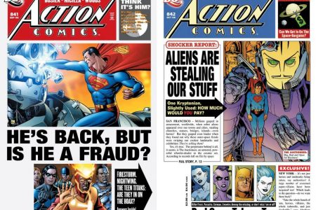 From A Library – Superman: Back In Action
