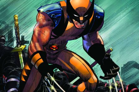 From A Library – Wolverine: Enemy Of The State