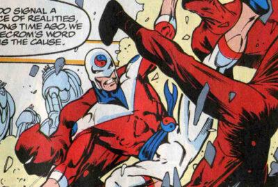 Captain Iron Fist