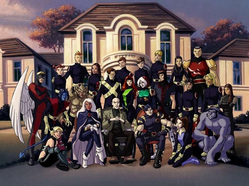 X-Men: Evolution cast