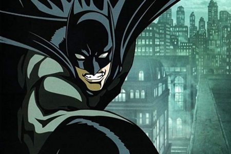 DVD Review – Batman: Gotham Knight