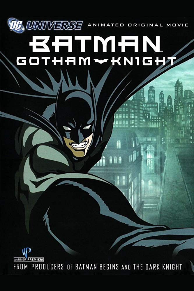 Read more about the article DVD Review – Batman: Gotham Knight