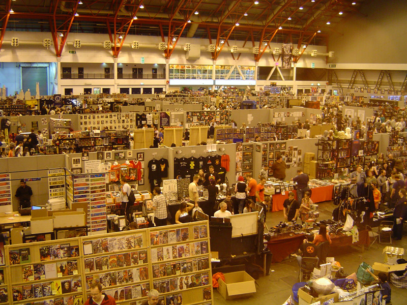 London Film And Comic Con: An Experience